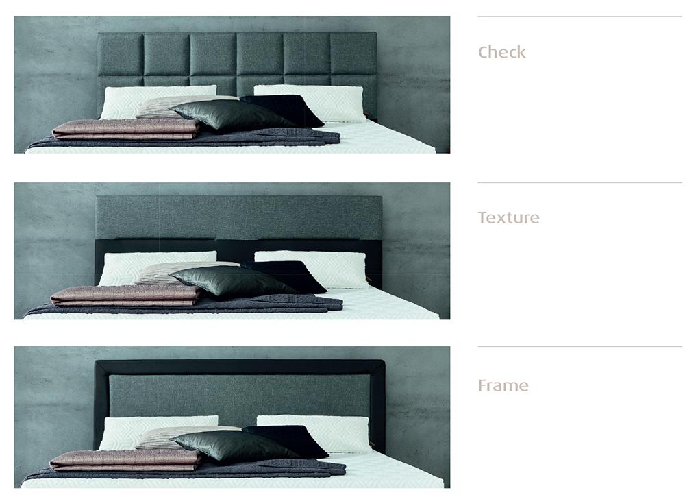 Rodzaje wezgłowi łóżka marki Tempur
