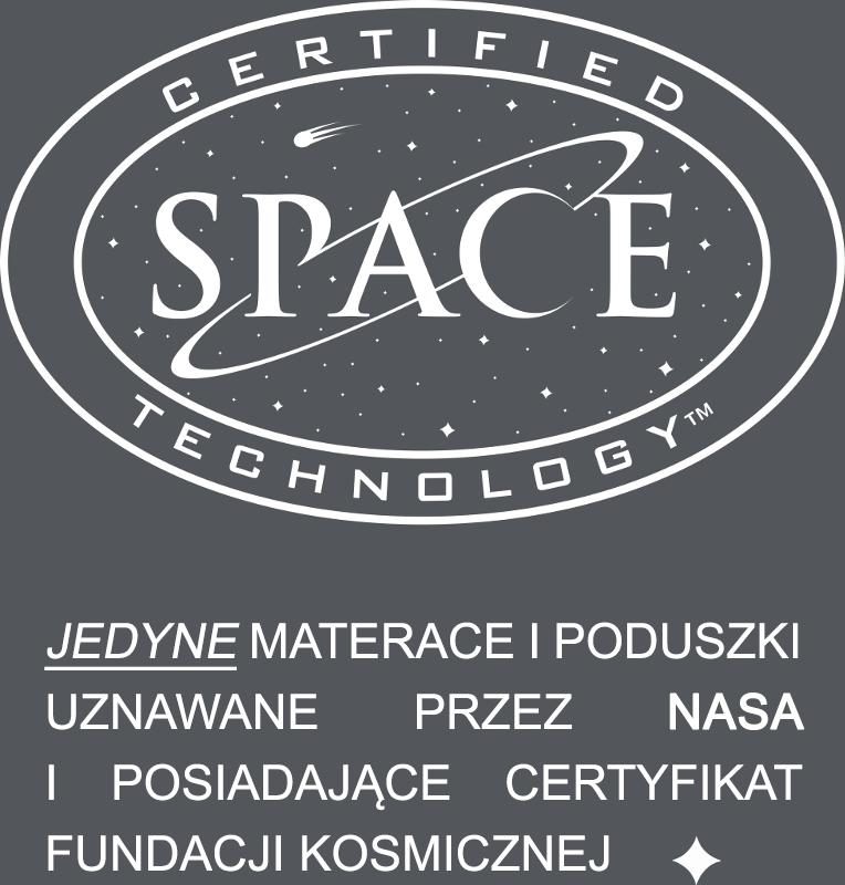 Certyfikat Space Technology